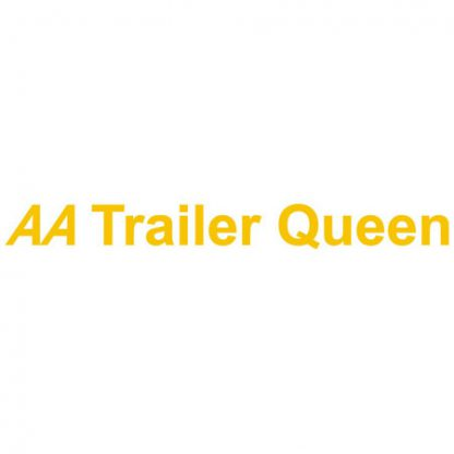 AA Trailer Quen sticker