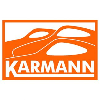 Karmann Ghia sticker