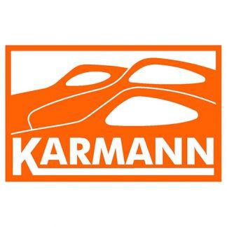 Karmann Ghia sticker
