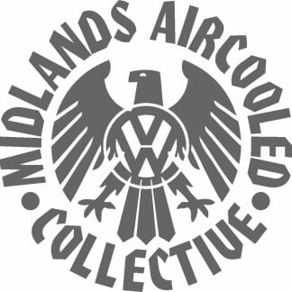 Midlands Aircooled Collective Sticker