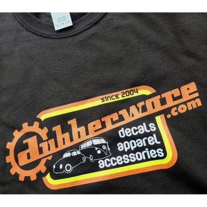 Dubberware Retro Tee logo