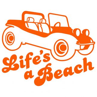 Beach Buggy Sticker