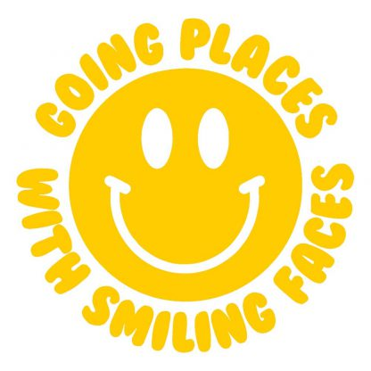 Going Places Smiling Faces
