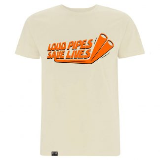 Loud Pipes Tee
