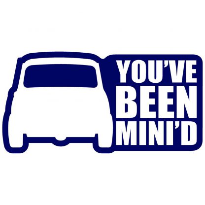 You've Been Mini'd