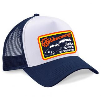 Dubberware Trucker badge cap