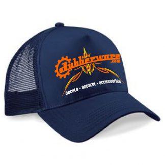 Dubberware pinstripe navy cap