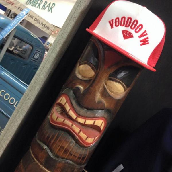 Voodoo Caps
