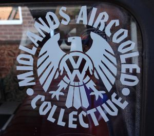 MAC Club Stickers