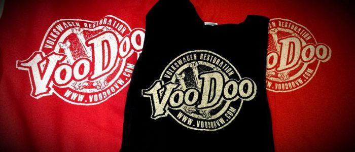 Voo Doo Tee Shirt Print