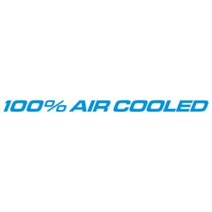 100% Aircooled Sticker