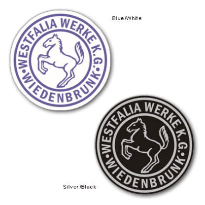 Westfalia werke tax disc holder