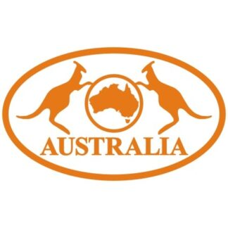 Australia VW sticker