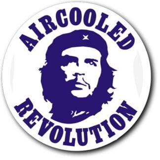 Aircooled Revolution permit holder