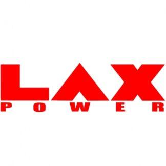 Lax power sticker