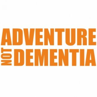 Adventure before dementia bumper sticker