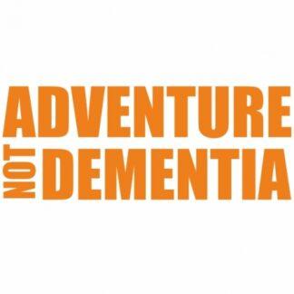 Adventure before dementia bumper sticker