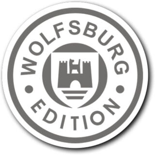 Wolfsburg Edition tax disc holder