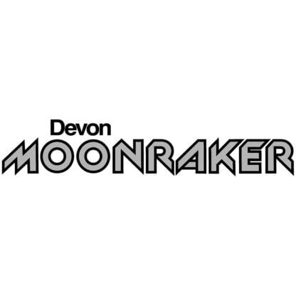 Devon Moonraker sticker