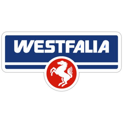 Westfalia badge sticker